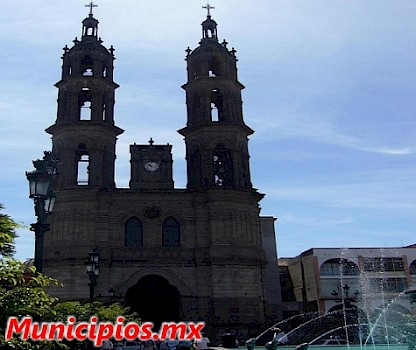Catedral de Tepic